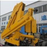 truck mounted crane 12ton
