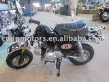 EEC moped motorcycle