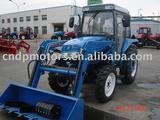 45hp wheeled tractor