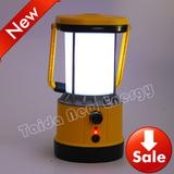 with mobile charger solar camping lamp led