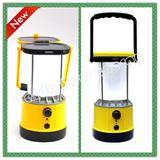 Portable bright led charge camping lamp