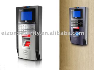 EA20 fingerprint time attendance system