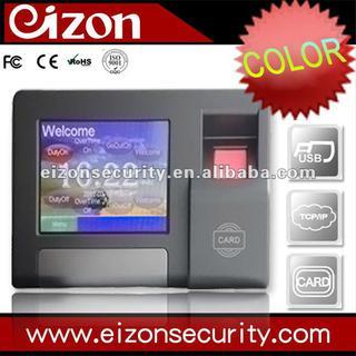 EC300 Fingerprint time attendance system