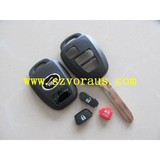 2012-2013 new Toyota Camry remote key shell blanks 3 button (TOY43)