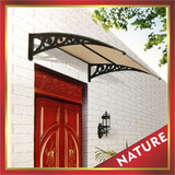 Polycarbonate canopy,awning