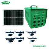 popular LED solar lighting kits for indoors/..