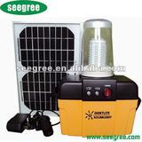 Long life-span solar camping lantern