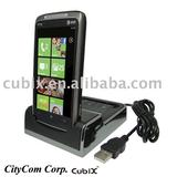 for HTC Surround Vertical power and data sync Cradle Docking Station