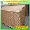 hardwood core keruing faced container flooring plywood