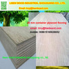 28mm keruing container plywood flooring