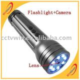 Mini flashlight camera/mini hidden camera
