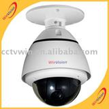 outdoor mini ptz dome camera with 3.5 inch