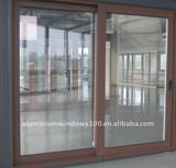 YB148 series Thermal break aluminium lift-sliding door