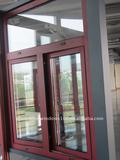 G60 heat-insulation aluminum casement window