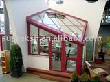 Aluminium Alloy Glass Sun Rooms