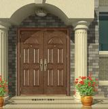 steel fibre security door