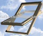 Aluminium-clad wood Roof Window