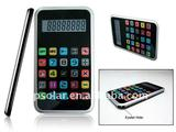 sc1008 pocket IIPhone 8 digit calculator