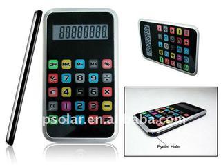 sc1008 pocket IIPhone 8 digit calculator