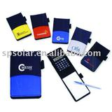 ST4013 BOOK CALCULATOR WITH PEN