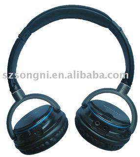 MP3 FM headphone