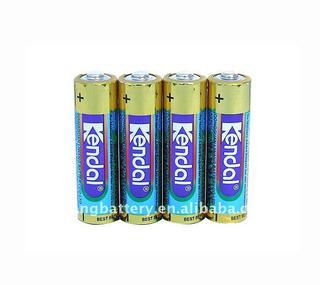 Dongguan Leavon battery Kendal lr6 alkaline 1.5v