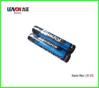 LR03 AAA alkaline battery