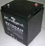 VRLA gel battery