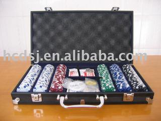 300 Poker Chip Set