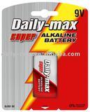 battery 6LR61 9V Alkaline Battery