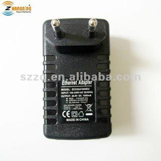 24v power over ethernet adapter