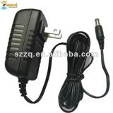 UL certified wall type AC DC 24V 0.5A Power Adapter