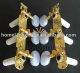 2011 Hot Genuine Gold Classical Guitar tuning pegs