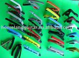 high quality Various colors Guitar capo for guitar