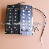 High quality Black Double Guitar Bridge Pickup Pickup for Electric guitar