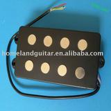 High quality Good Balance 4 String Bass Pickup For Guitar