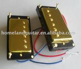 High quality DOUBLE GOLD COIL PICKUP FOR GUITAR