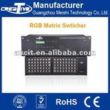 RGB8x4 Matrix Switcher,VGA Matrix Switcher