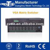 VGA8x2 Matrix Switcher Manufacturer