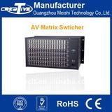 24x8 Audio and Video Matrix Switcher