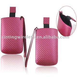 dueable leather case cover for all mobile phone