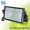 led light for photography GL-LED108*3W