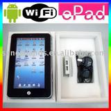 ePad Google Andriod OS tablet PC 7 Inch Wifi Netbook UMPC MID Notebook