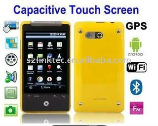 A6380 andriod capactive touch screen phone
