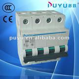 C65N miniature circuit breaker