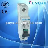 C65 mini circuit breaker (mcb) 1p~4p