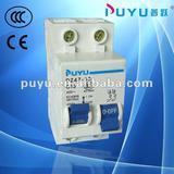 DZ47-63 two powers Interlock MCB Interlock switch