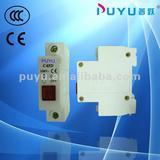 DZ47 Indicator light circuit breakers