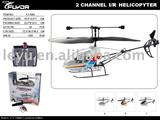 2 Channel IR helicopter