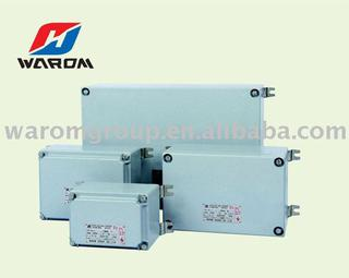 Explosion-proof terminal box